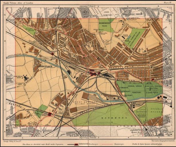map-kensal-green
